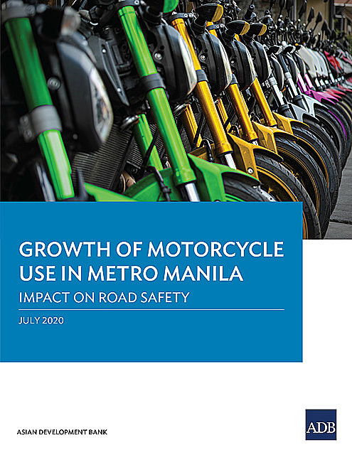 Growth of Motorcycle Use in Metro Manila, Asian Development Bank