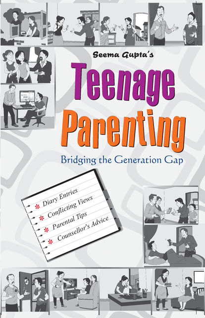 Teenage Parenting, Seema Gupta