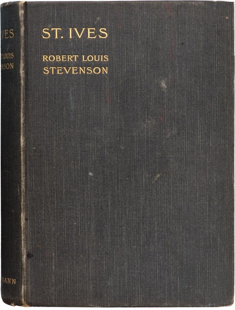 St. Ives, Being the Adventures of a French Prisoner in England, Robert Louis Stevenson
