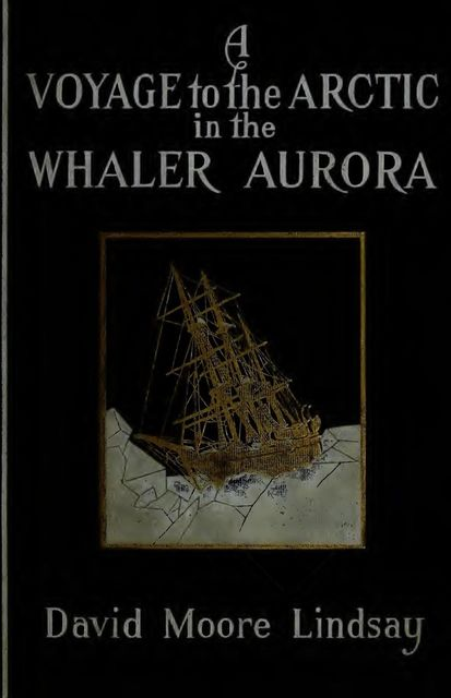 A Voyage to the Arctic in the Whaler Aurora, David Lindsay