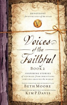 Voices of the Faithful – Book 2, International Mission Board
