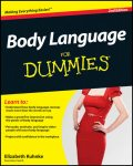 Body Language For Dummies, Elizabeth Kuhnke
