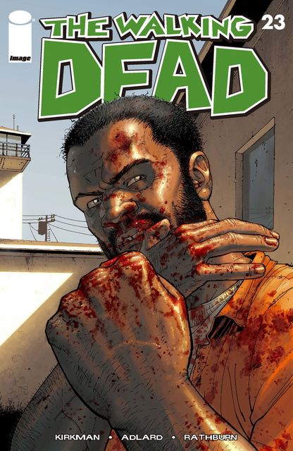 The Walking Dead Vol. 23, Robert Kirkman