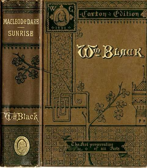 Macleod of Dare, William Black