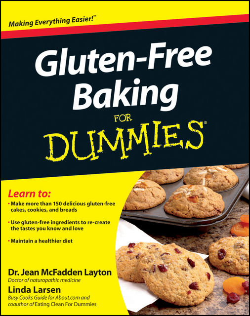 Gluten-Free Baking For Dummies, Linda Larsen