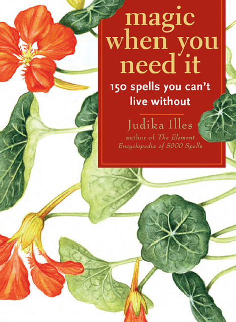 Magic When You Need It, Judika Illes