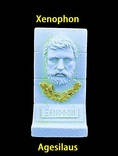 Agesilaus, Xenophon