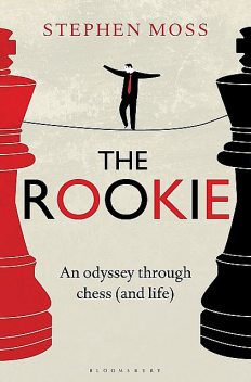The Rookie, Stephen Moss