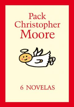Pack Christopher Moore, Christopher Moore