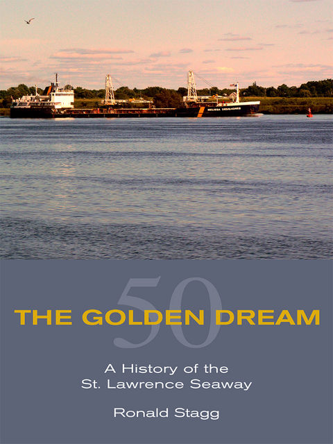 The Golden Dream, Ronald Stagg