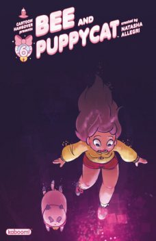Bee and PuppyCat #6, Garrett Jackson, Natasha Allegri