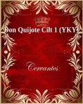Don Quijote Cilt 1 (YKY), Cervantes