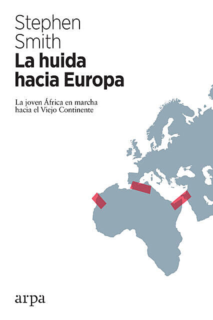 La huida hacia Europa, Stephen Smith