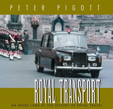 Royal Transport, Peter Pigott