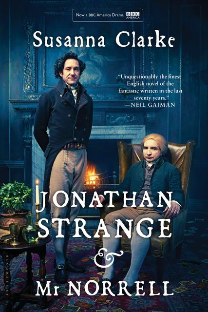 Jonathan Strange and Mr. Norrell, Susanna Clarke