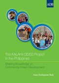 The KALAHI-CIDSS Project in the Philippines, Asian Development Bank