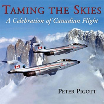 Taming the Skies, Peter Pigott