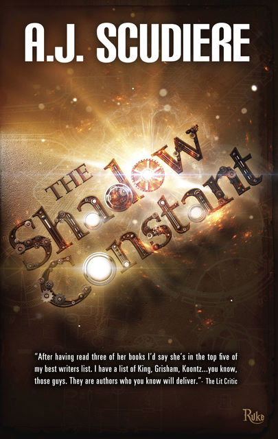 The Shadow Constant, A.J.Scudiere