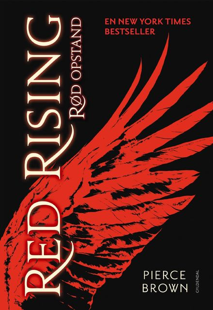 Red Rising 1 – Rød opstand, Pierce Brown