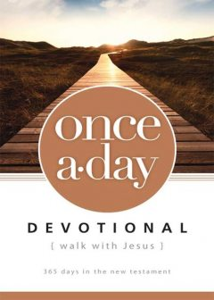 NIV, Once-A-Day: Walk with Jesus, eBook, John Hoover, Mickey Hodges, Paula Kirk
