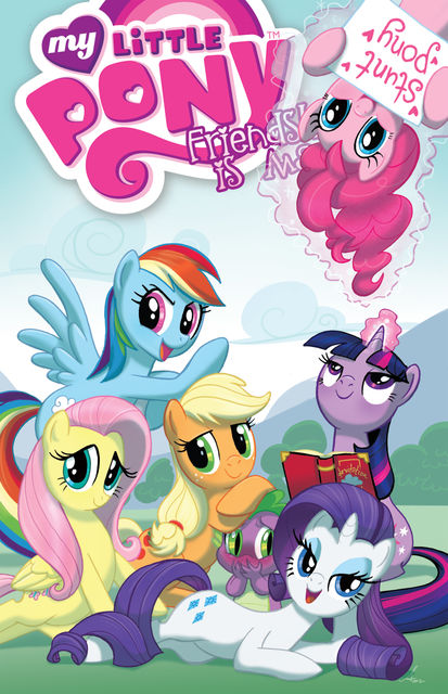My Little Pony: Friendship is Magic Vol. 2, Heather Nuhfer