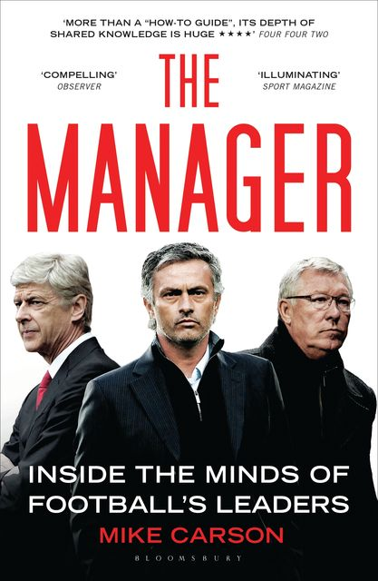 The Manager, Mike Carson