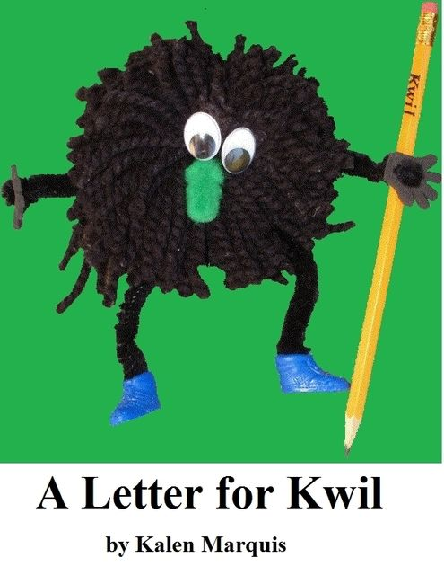 A Letter for Kwil, Kalen Marquis
