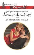 An Exception to His Rule, Lindsay Armstrong