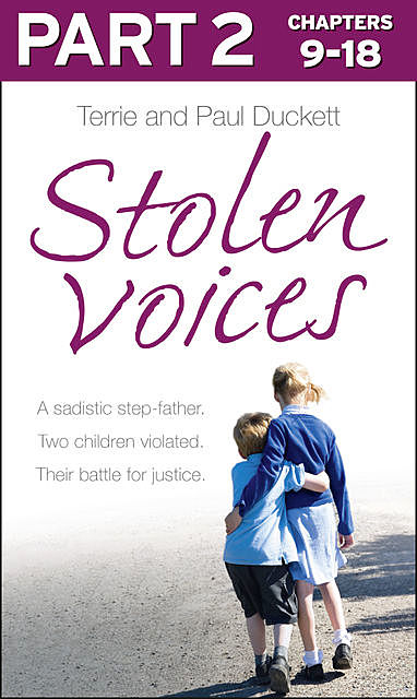 Stolen Voices: Part 2 of 3, Paul Duckett, Terrie Duckett