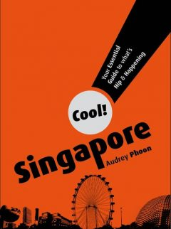 Cool Singapore. Your Essential Guide to What's Hip and Happening, Audrey Phoon