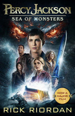 Percy Jackson. Book 2. The Sea of Monsters, Rick Riordan