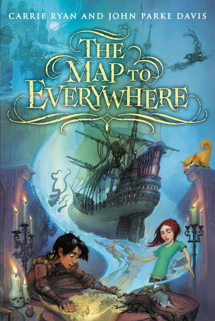 The Map to Everywhere, Carrie Ryan