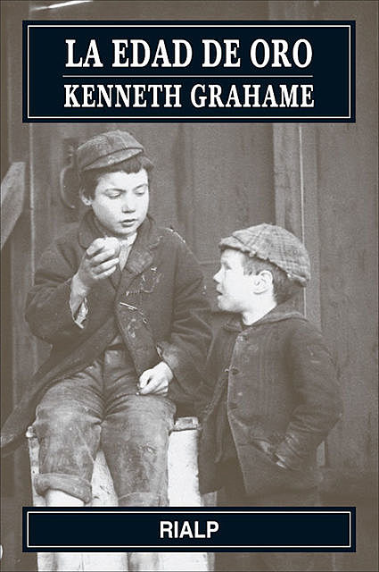 La edad de oro, Kenneth Grahame