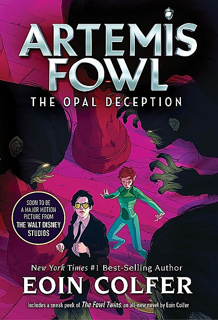 The Opal Deception, Eoin Colfer