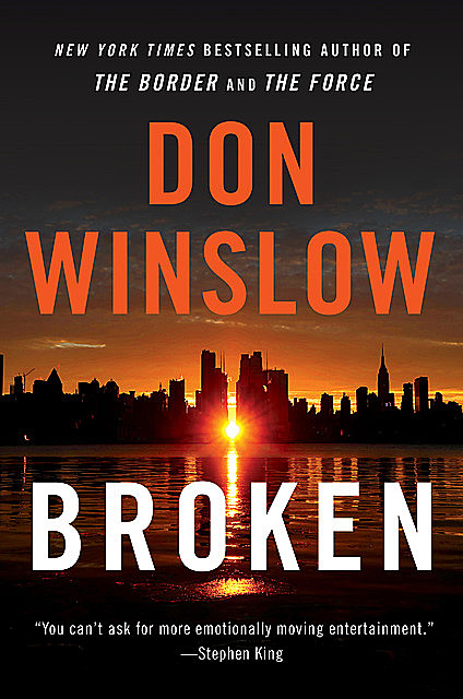 Broken, Don Winslow