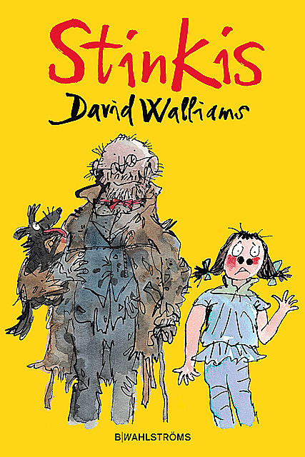 Stinkis, David Walliams