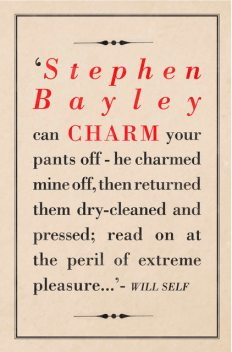 Charm: An Essay (What Money Can't Buy), Stephen Bayley