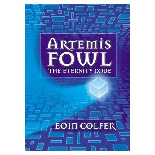 Artemis Fowl: The Eternity Code, Eoin Colfer