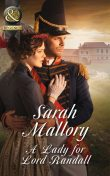A Lady for Lord Randall, Sarah Mallory
