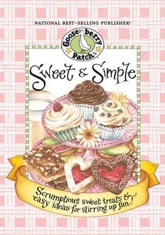 Sweet & Simple Cookbook, Gooseberry Patch