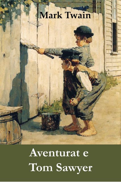 Aventurat e Tom Sawyer, Mark Twain
