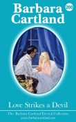 Love Strikes a Devil, Barbara Cartland