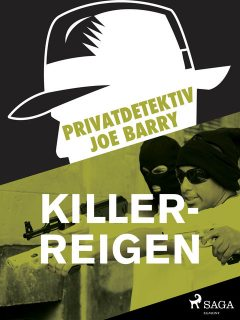 Privatdetektiv Joe Barry – Killer-Reigen, Joe Barry
