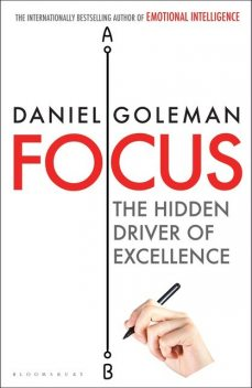 Focus: The Hidden Driver of Excellence, Daniel Goleman