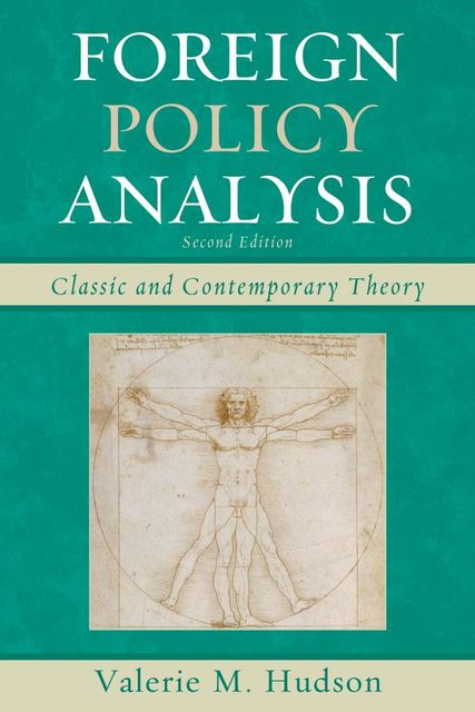 Foreign Policy Analysis, Valerie M. Hudson