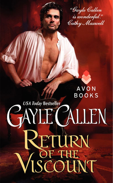 Return of the Viscount, Gayle Callen