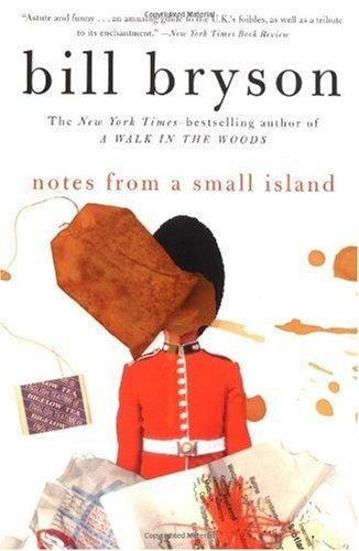 Notes from a Small Island, Bill Byson