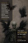 Best Horror of the Year, Ellen Datlow
