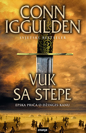 Vuk sa step, Conn Iggulden