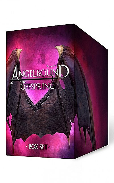 Angelbound Offspring Box Set, Christina Bauer